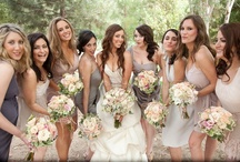 Bridesmaid dresses / by Aimee