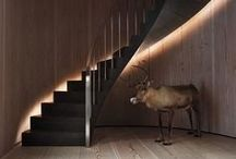 Staircases and Light