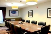 Denver, Colorado Conference / Meeting Rooms / Photos at the Hampton Inn Hotel as well as our different rooms and meeting spaces. Features total 1200 square feet of Denver Conference Center, meeting rooms and event space in Denver, Colorado