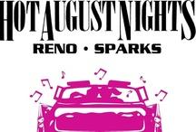 Hot August Nights / by Nugget Casino Resort