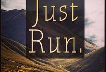 Running / by Mona Crenshaw