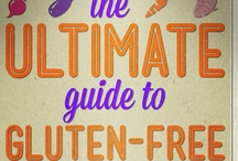 gluten free - guide, recipes, reminders & tips