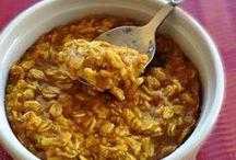 hot  cereal recipes