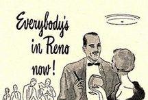 Reno / Reno, the swingingest town around.