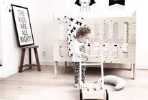 the lutz nest / styling and decorating ideas for the modern nursery | future home of baby lutzurious / by Life Lutzurious