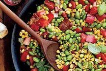 sides + salads