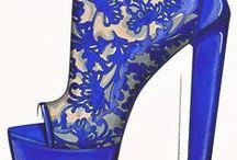 Sketch shoe