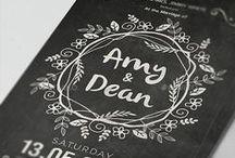 I ♥ Wedding invitations