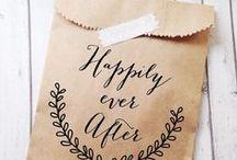 I ♥ wedding favours