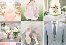 I ♥ Wedding colors