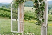 I ♥ Wedding altar