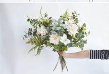 I ♥ Wedding bouquets