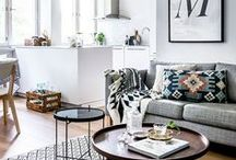 Wohnzimmer | living room / Einrichtungsideen, Möbel, Dekoration - alles für`s Wohnzimmer