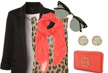 FASHIONABLE girl / Fashionable outfits for fashion savvy women!! / by Sorell Long