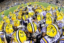 GEAUX TIGERS! / by Olivia Messina