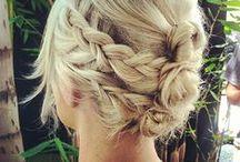 Hair    /  hairstyles; hair products; hair equipment; hair treatments / by SK