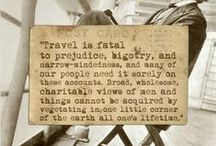 Places I've Been & Thoughts onTravel / by J Michael Smith