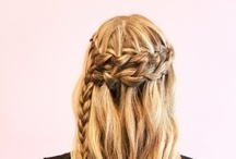 Hairstyles / by Beauty and Lace