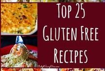 Gluten Free Comestibles / Gluten Free Recipes for the home / by Heather Holland