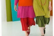 Fashion: clothes, shoes, bags