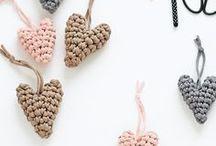 Stricken & häkeln | knitting & crocheting / Mode und kleine Handarbeiten aus Wolle und Garn | Kreative Ideen rund ums Stricken und Häkeln | DIY crafty ideas with wool & yarn | knitting & crocheting