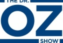 Dr. Oz / #Oz (See also Health and Wellness and First Aid/Medical boards for related information) / by SK