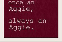 AGGIE girl / Texas A&M Aggies / by Sorell Long