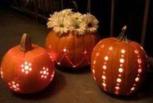 Harvest, Spooky & Thanksgiving Time / Autumn