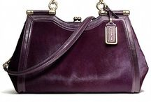 HANDBAG envy / Handbags!! The ones we have, the ones we want and the ones we can only dream about!! / by Sorell Long