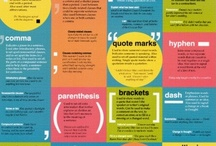 Grammar 101 / Writing / Includes punctuation, etc.  / by SK