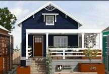 Small Homes  / by J Michael Smith