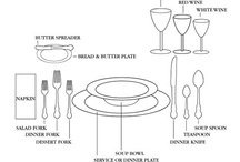 Etiquette 101 / The lost art of manners / by SK