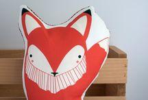 .fox. / by Courtney Callicutt