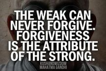 Forgiveness / by Ruth McKean
