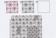Hobbies - Zentangle Patterns / by Donna Loves Yarn