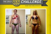The 2013 Gold's Gym Challenge / The Gold's Gym Challenge is a 12-week body transformation contest exclusively available to Gold's Gym members - But it is more than just a contest... it will help you totally transform yourself inside and out.