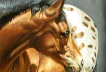 ART OF THE HORSE / by Deborah Tutokey