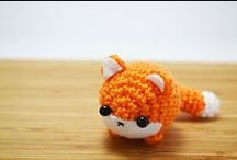 Knitting, crochet and amigurumi / by Katie