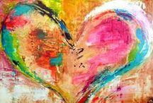 HEARTS OF MANY  continued / by Deborah Tutokey