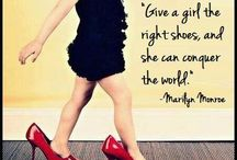 Life's short! Buy the shoes!