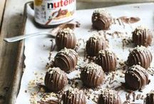 Nutella Rezepte | nutella recipes / Rezeptideen mit Nutella | sweet food with Nutella