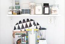 Küche | kitchen / Der wichtigeste Raum im Haus: die Küche | Einrichtungsideen
