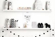 Regale | shelfes / Prints, Deko, Bücher, Blumen, Accessoires- was man alles ins Regal stellen kann | shelves {prints & deco}
