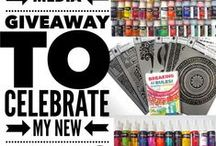 Freebies, Giveaways Etc / Contests, giveaways, free downloads and more!