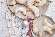 Weihnachten Rezepte | christmas sweets & food / Rund um die Feiertage: köstliche Speisen, Desserts, Kuchen, Cupcakes, Festtagsbraten, Plätzchen food around christmas