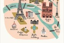 Paris | travel Paris / Die Stadt der Liebe: Paris! Schöne Plätze, Geschäfte, Cafés & Restaurants. Everything about Paris: places, shops, cafés & restaurants.