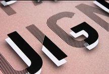 Incroyables typographies