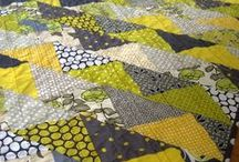 Classic patchwork and quilts