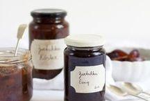 Marmelade & Fruchtaufstriche | jam & marmelade / Köstliche Marmeladen & Fruchtaufstriche | Marmelade selber kochen | jam & marmelade