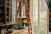 Pretty Kitchen Ideas / by Susan Glassmeyer